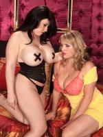 Maggies First Time - Big Tits,  Lesbian