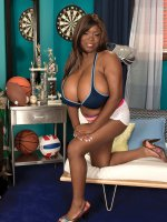 Sports Girl – Big Tits,  Blowjob,  Cumshot,  Natural Boobs