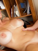 Horny blond teaches her student a thing or two with a hot blow job and a hard fuck. – Charlee Chase, My First Sex Teacher, Charlee Chase,  Daniel Hunter,  Teacher,  Chair,  Office,  Big Tits,  Blonde,  Blow Job,  Cum on Tits,  Deepthroating,  Facial,  Fake Tits,  Glass