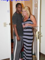 Alysha loves to be fucked by a sexy black guy,  especially when he chokes her while he fucks the hell out of her. - Naughty Alysha,  MILF,  Big Tits