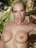 Nicki Hunter is a big boobed blonde that loves nothing more than a chance to fuck a black dick