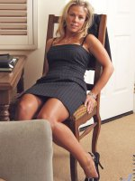 Busty bronze tanned anilos beauty stimulates her clitoris with a vibrator - Big Boobs, Shaved Pussy, Blonde, Long hair, Bras, Masturbation, Toys, Tan, Thongs, High Heels, Sheer, Big Areolas, Office, Enhanced, Milf